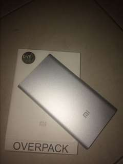 powerbank mi 5000 mAh