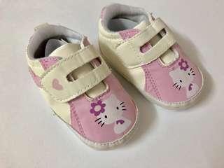 Baby Shoe Hello Kitty