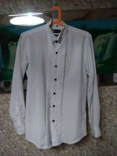 Tuxedo Long sleeve button down