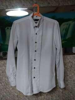 Tuxedo Long sleeve button down