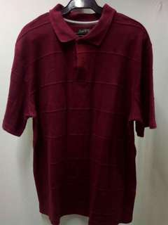Big Size Polo Shirt 3XL