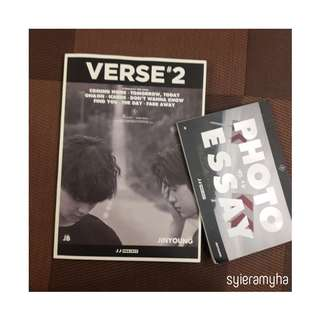 (SALE) JJ Project - Verse 2 Album
