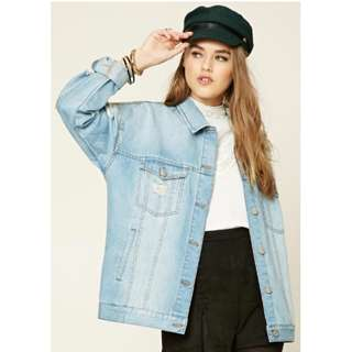🚚 日本購入 刷破刷色設計丹寧牛仔外套