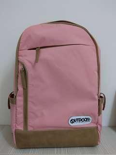 🚚 全新Outdoor粉色後背包