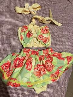 Baby Floral Set (Re-priced❗️)
