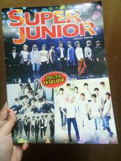 Super Junior Magazine
