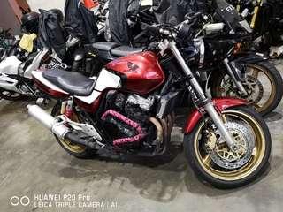 HONDA CB400X TECH 2