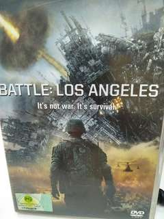 Battle: los Angeles movie DVD