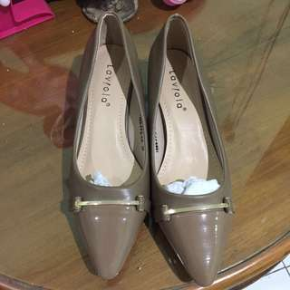 Laviola Heels Brown