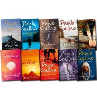 Paula Coelho's series