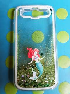 Glitter hardcase samsung galaxy S3 mermaid