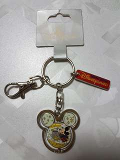 New Disneyland Keychain