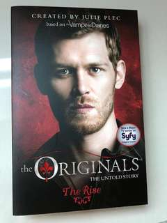 Novel~The Originals (vampires diaries stories)