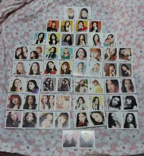 Black Pink Poker Cards