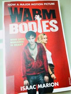 Novel ~Warm bodies ~clearance sale