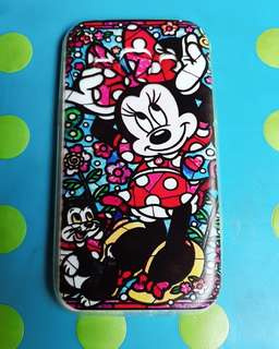 Softcase samsung galaxy J1 minnie mouse