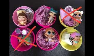 Lol surprise doll -Series 3 Lil sis