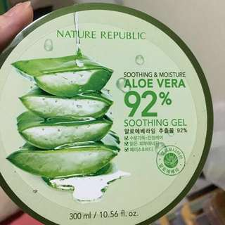 🚚 Nature Republic Aloe Vera Soothing Gel