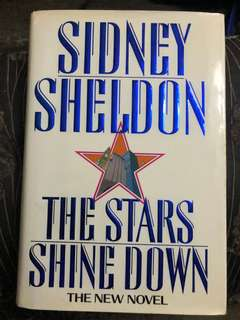 The Stars Shine Down (hardbound) by Sydney Sheldon