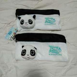 [BN] Panda pencil case/pouch
