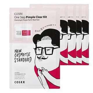 cosrx one step original trial