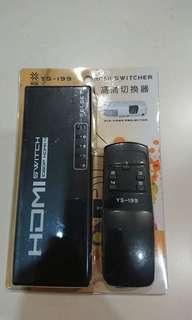 HDMI switcher 5port