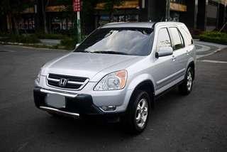 03 HONDA CRV II