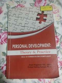 Personal Development SHS Book