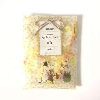 Japan moomin home cupboard drawer fragrance sachet packet