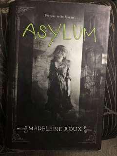 Asylum by Madeleine Roux