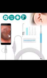 Ear Otoscope Cleansing Tools