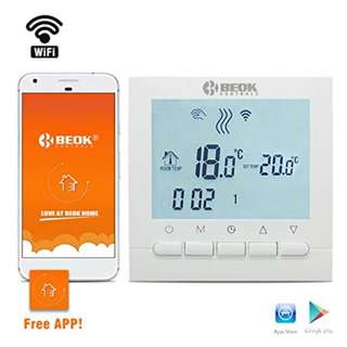 366 WiFi Gas Boiler Thermostat