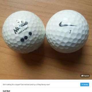 🚚 Golf balls