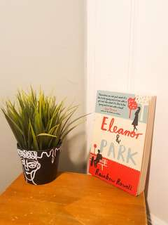 DISC 10% ALL ITEMS MUST GO! FROM : 88K Eleanor and park