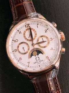 TITUS 鐵達時機械手上鏈手錶