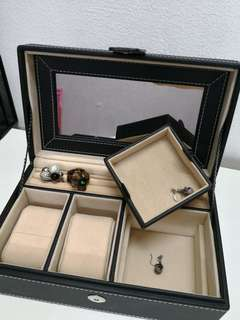 Watches and jewellery Box