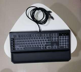 Razer Blackwidow Chroma V2 – Orange Switch