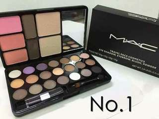 MAC TRAVEL PACK COSMETICS