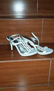 Gibi strap heel sandal