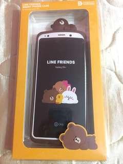 Samsung 9s+ Line 熊大 手機套