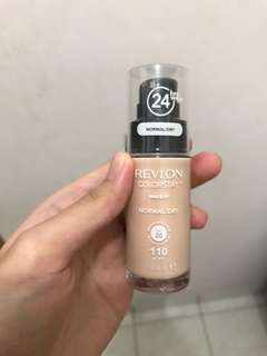 Revlon foundation color stay ivory