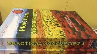 Practical accounting 1 by Uberita