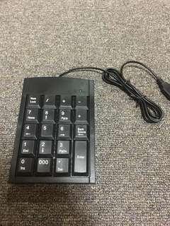 🚚 加購 外接鍵盤 全新