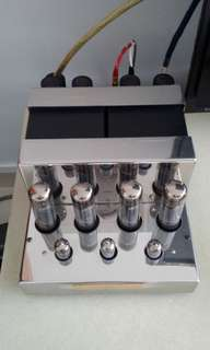 Popworth audio M100 mono block amp.