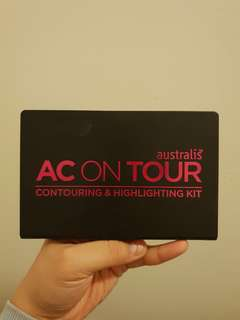 Australis AC on Tour Contour & Highlighting kit
