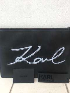 Authentic clutch karl