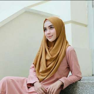 Hijab Instan Pashmina Pastan