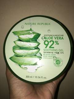 NATURE REPUBLIC 92% ORIGINAL 100%