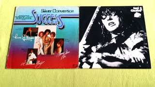 SILVER CONVENTION . success ● SUZI QUARTO . your mama won't like me ( buy 1 get 1 free )  Vinyl record