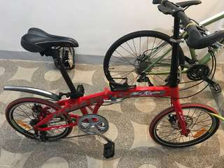 Mars Kingdom High End Folding Bikes